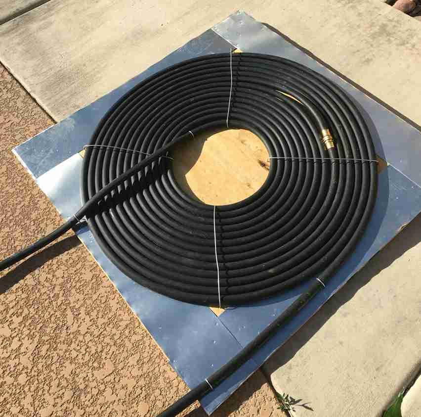 calentadores solares de agua portatiles