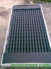 kolektor od limenki 18s Calefactor solar gratis con latas de refresco o cerveza.