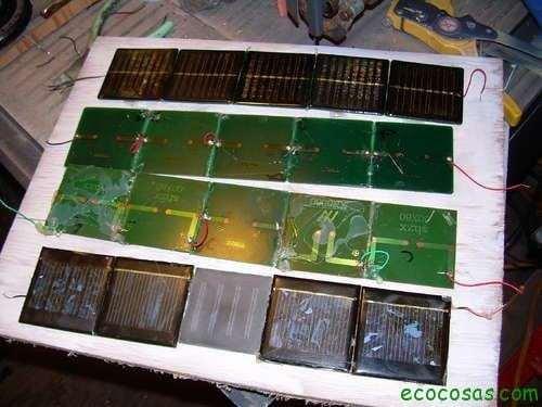 Panel solar casi gratis 4