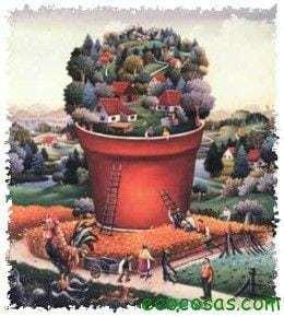 Definición de Permacultura por Bill Mollison 1