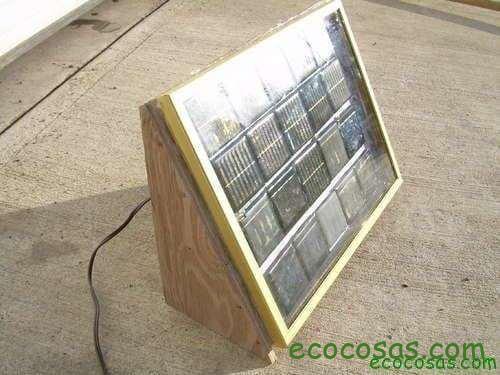 Placa solar casera casi gratis 1