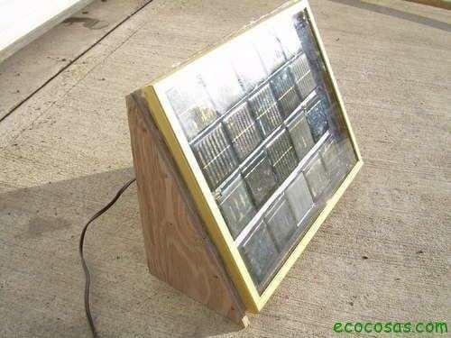 Panel solar casi gratis 1