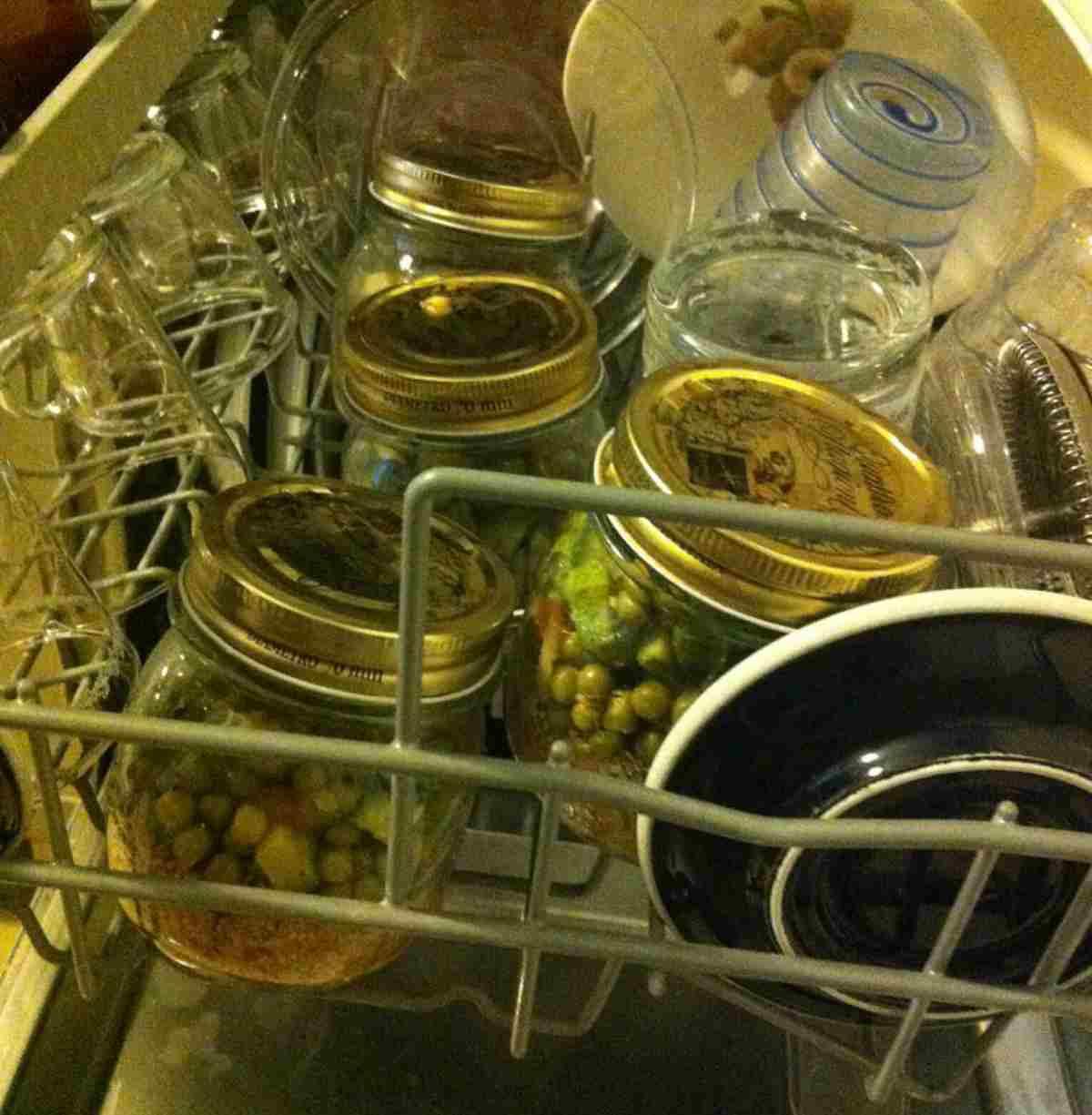 cocinar con el lavaplatos
