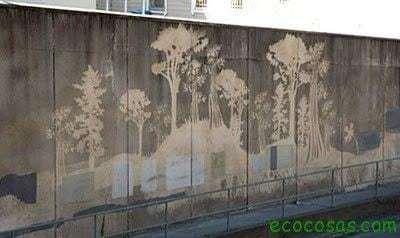 Graffitis ecológicos 8