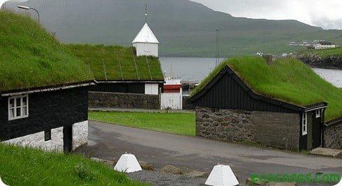 Techos Verdes, ecológicos y con muchos beneficios 1