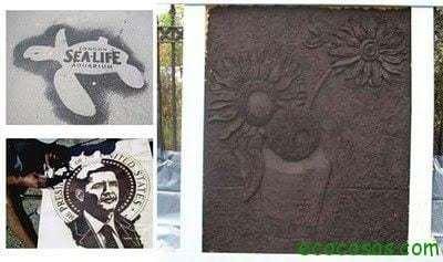Graffitis ecológicos 6