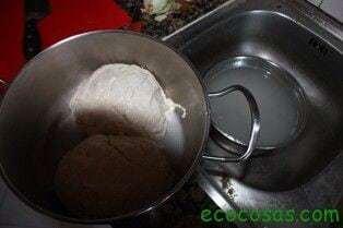 """Seitán """"carne vegetal"""", hecho en casa por 2 euros 4"""