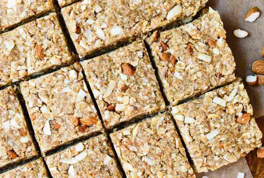 barritas de cereales saludables