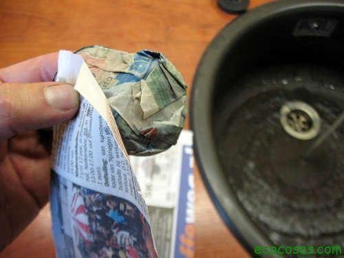 Semilleros de papel periódico 11