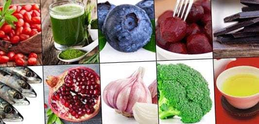 10 Superalimentos, para una Super Salud 1