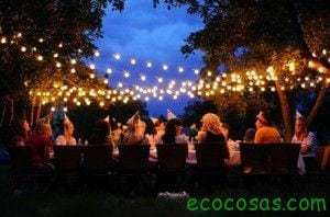 Decora tus fiestas de manera ecológica y original 17