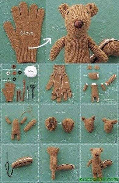 Ideas para reciclar ropa 3