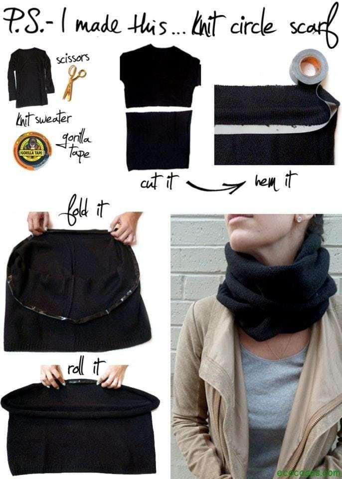 Ideas para reciclar ropa 5