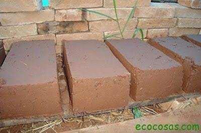 El adobe ladrillos de barro y paja ecocosas - Medidas de ladrillos comunes ...