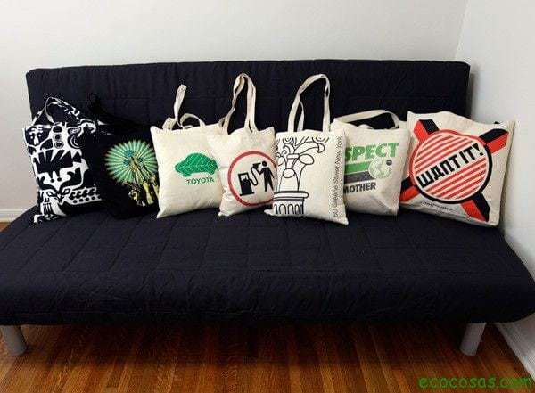 bolsos almohadas2 Ideas para reciclar ropa