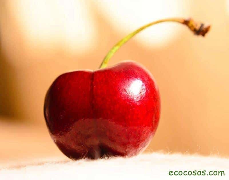 calorias cerezas