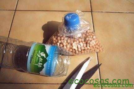 que se puede hacer con botellas plasticas
