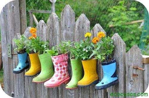 Reciclando nuestro jardín 5