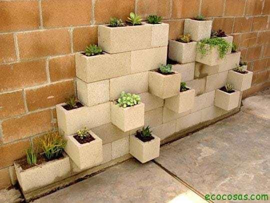 Reciclando nuestro jardín 1