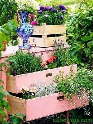 Reciclando nuestro jardín 17