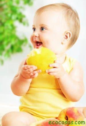 Los niños con un dieta sana alcanzan un mayor CI 1