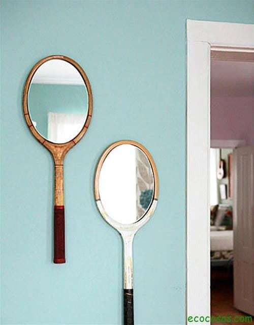 Ideas para realizar marcos y espejos 16