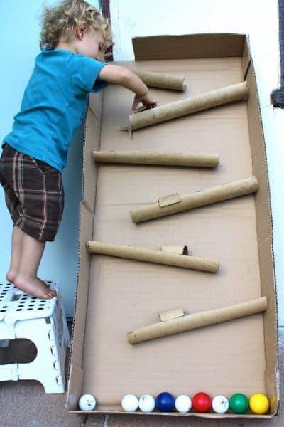 manualidades con reciclado