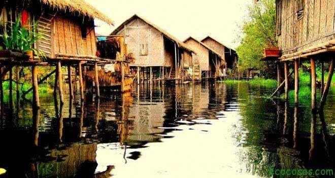 Los palafitos, las casas ecológicas más antiguas de América 10