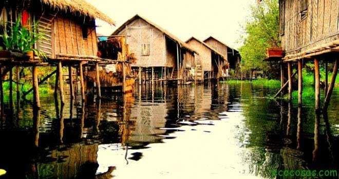 Los palafitos, las casas ecológicas más antiguas de América 1