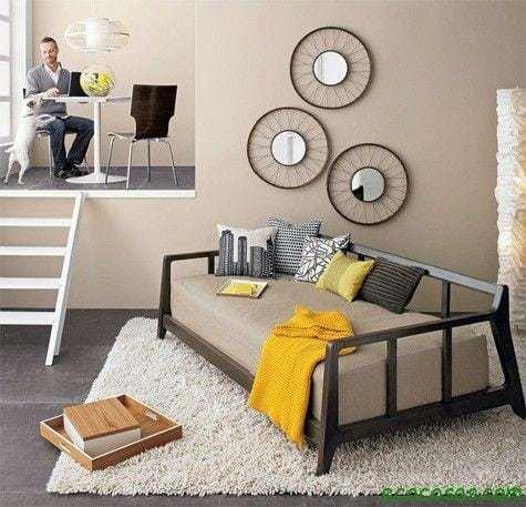 Ideas para realizar marcos y espejos ecocosas - Objetos decorativos salon ...