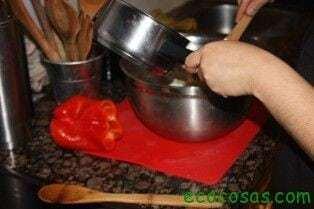"""Seitán """"carne vegetal"""", otra forma de hacerlo 4"""