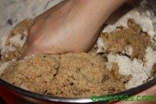 """Seitán """"carne vegetal"""", otra forma de hacerlo 6"""