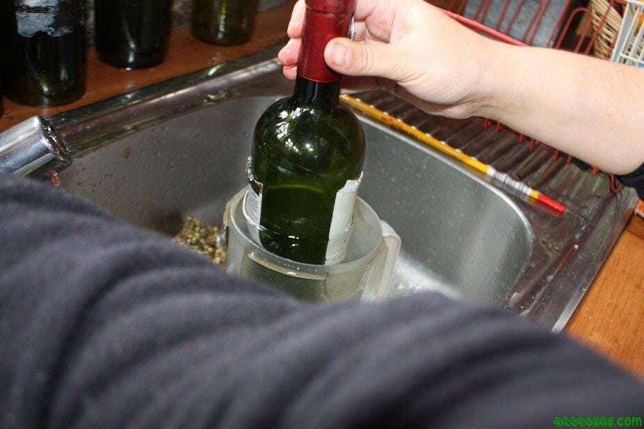 Como cortar botellas 5