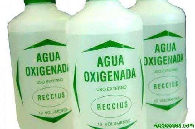 trucos con agua oxigenada Agua Oxigenada: mitos y verdades