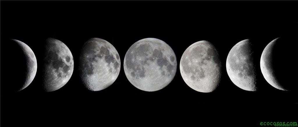 La importancia de la Luna en los cultivos.Pasa Titan.