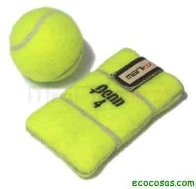 iPhoneMobile Phone Sleeve Ideas para reutilizar bolas de tenis