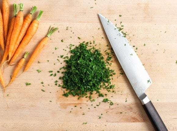 Hojas de zanahoria: descúbrelas con 5 recetas deliciosas 22