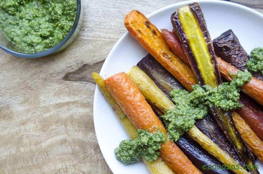 Hojas de zanahoria: descúbrelas con 5 recetas deliciosas 2