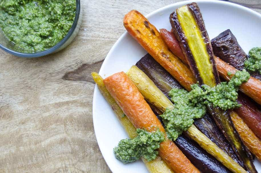 Hojas de zanahoria: descúbrelas con 5 recetas deliciosas 1