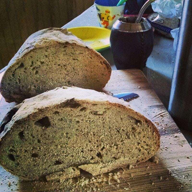 Cómo hacer masa madre en casa para un pan 100% natural 1