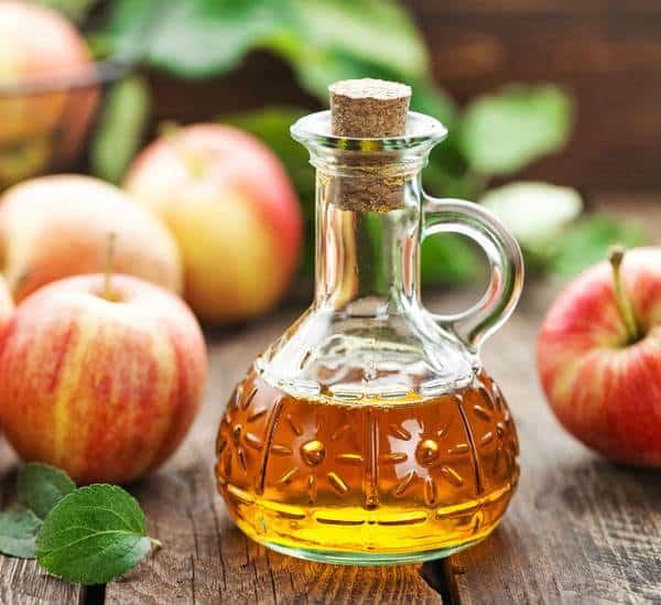 vinagre de manzana para adelgazar funciona
