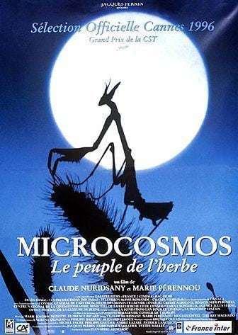 Microcosmos, la gente de la hierba (Documental) 5