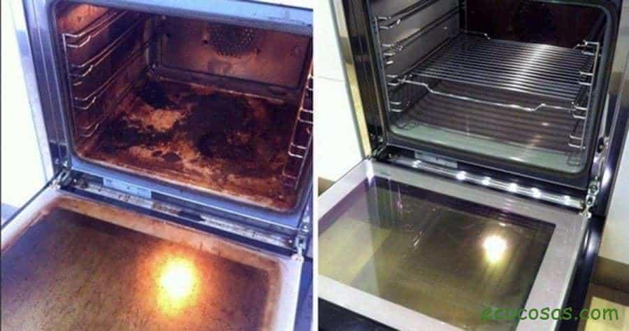 Cómo limpiar el horno sin tóxicos 1