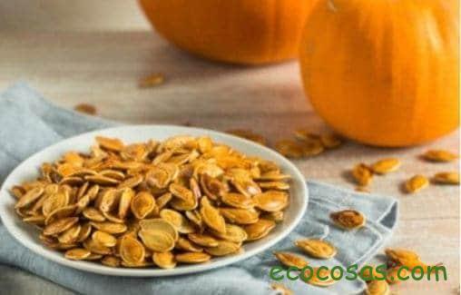 semillas de calabaza cantidad diaria