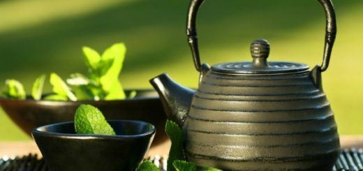 tetera-barro-negro-taza-te-verde