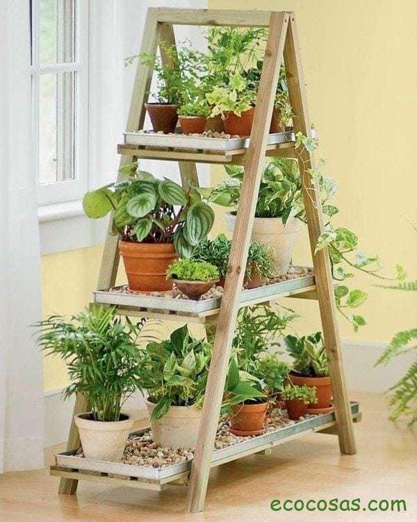 12 ideas para tu Jardín Vertical 1