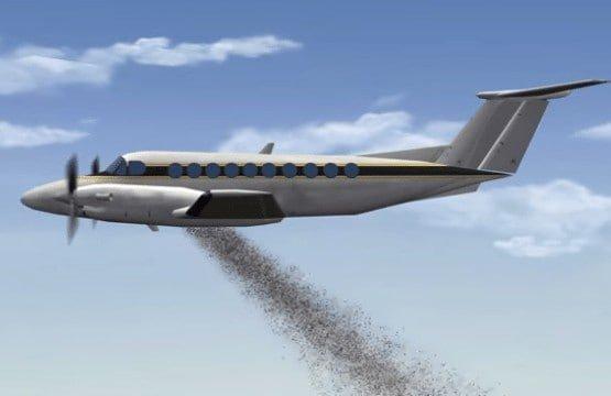 Tailandia bombardea el país con semillas de árboles 2