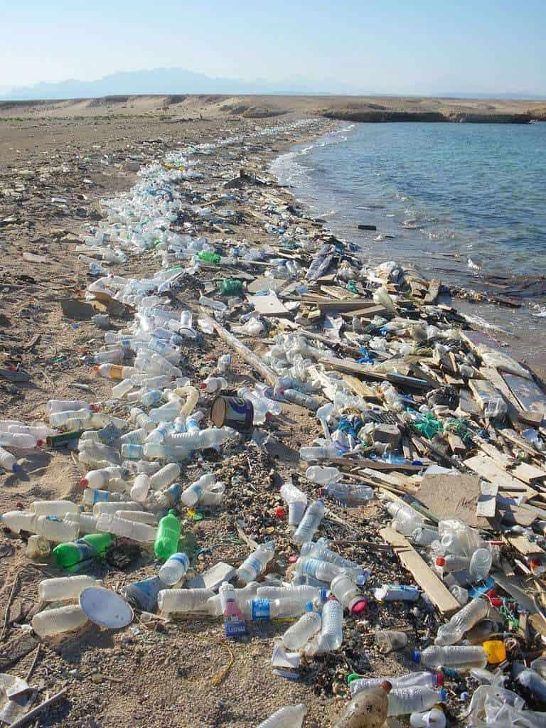 Playa-plastico