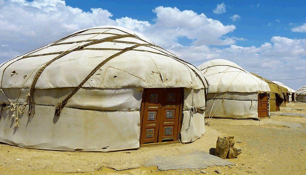 yurta mongolia hogar ecológico