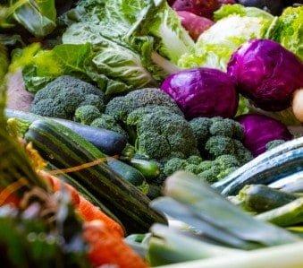 Valor del ph en los alimentos